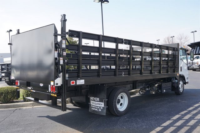 2017 LCF 5500HD Regular Cab, Knapheide Value-Master X Stake Bed #17-8646 - photo 2