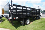 2017 LCF 5500HD Regular Cab 4x2,  Knapheide Stake Bed #17-8646 - photo 1