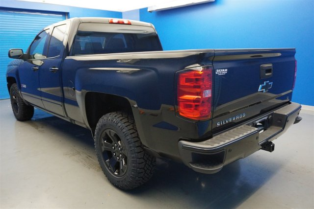2018 Silverado 1500 Double Cab 4x4,  Pickup #18-0187 - photo 5
