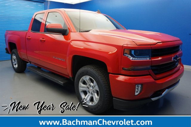 2018 Silverado 1500 Extended Cab 4x4 Pickup #18-0222 - photo 1