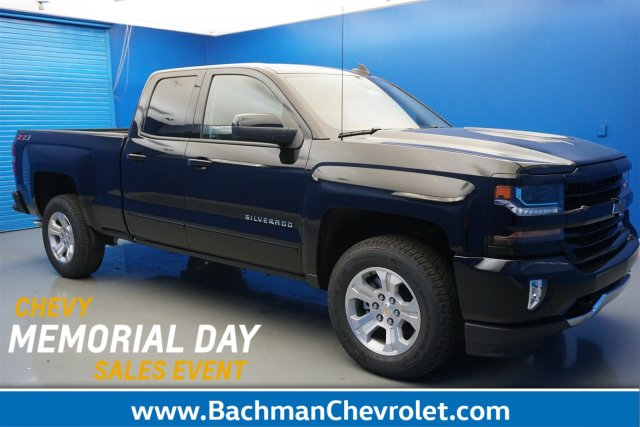 2018 Silverado 1500 Double Cab 4x4, Pickup #18-0223 - photo 1