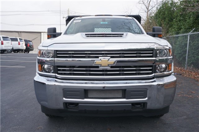 2018 Silverado 3500 Crew Cab DRW 4x4, Knapheide Drop Side Dump Bodies Dump Body #18-0378 - photo 3