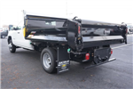 2018 Silverado 3500 Crew Cab DRW 4x4, Knapheide Drop Side Dump Bodies Dump Body #18-0378 - photo 5