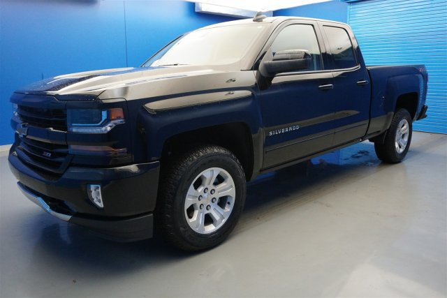 2018 Silverado 1500 Double Cab 4x4,  Pickup #18-0535 - photo 4