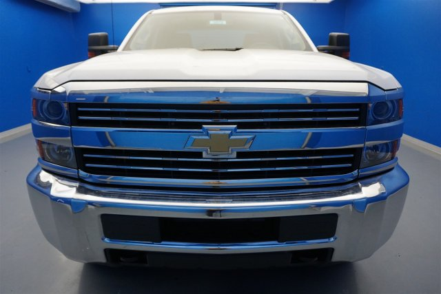 2018 Silverado 3500 Double Cab, Reading Service Body #18-0579 - photo 3