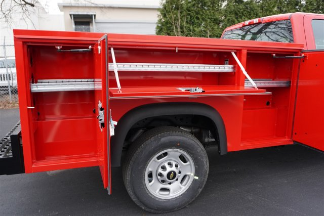 2018 Silverado 2500 Crew Cab 4x4, Monroe Service Body #18-0604 - photo 20