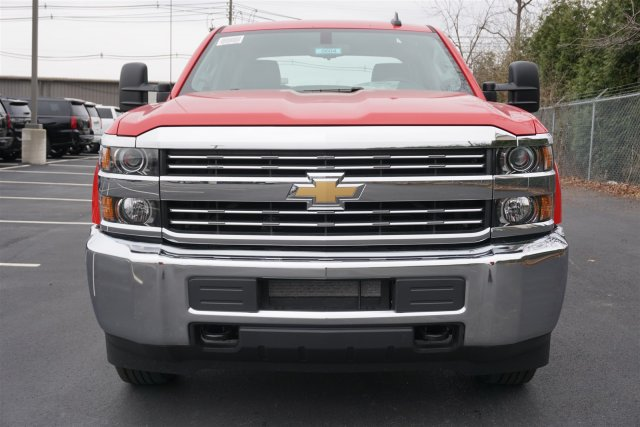 2018 Silverado 2500 Crew Cab 4x4, Monroe Service Body #18-0604 - photo 3