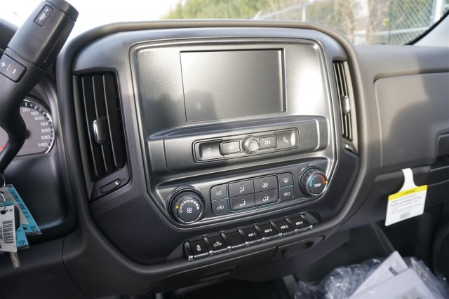 2018 Silverado 3500 Regular Cab DRW 4x4, Monroe Service Body #18-0607 - photo 15