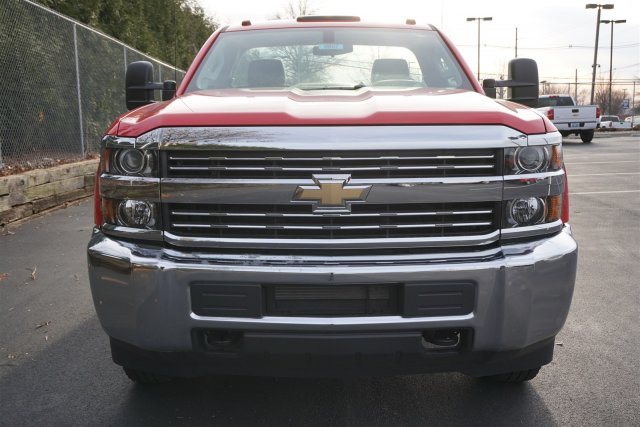 2018 Silverado 3500 Regular Cab DRW 4x4, Monroe Service Body #18-0607 - photo 3