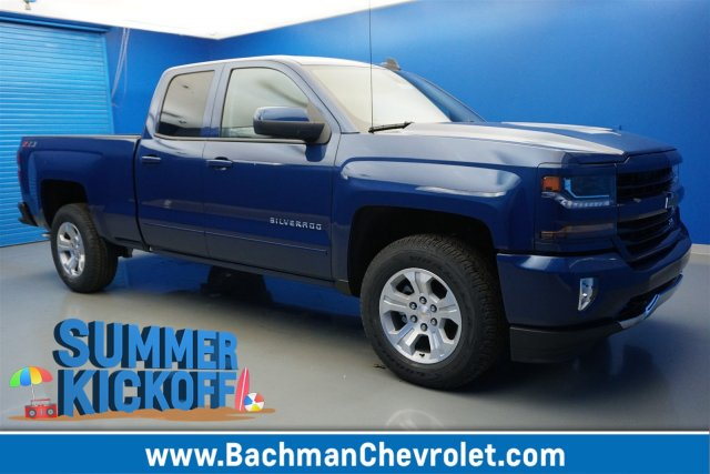 2018 Silverado 1500 Double Cab 4x4,  Pickup #18-0625 - photo 1
