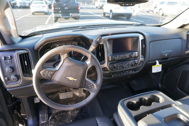 2018 Silverado 3500 Crew Cab DRW 4x4, Monroe Hauler Body #18-0629 - photo 12