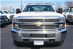 2018 Silverado 3500 Regular Cab DRW 4x4, Knapheide PGNB Gooseneck Platform Body #18-0648 - photo 3