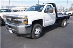 2018 Silverado 3500 Regular Cab DRW 4x4, Knapheide PGNB Gooseneck Platform Body #18-0648 - photo 4