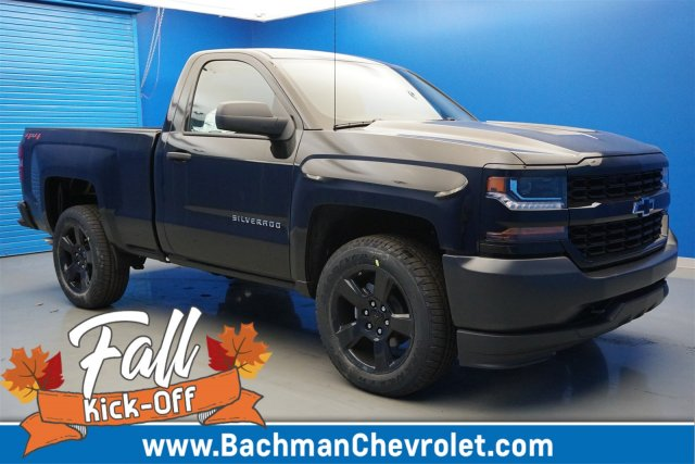 2018 Silverado 1500 Regular Cab 4x4,  Pickup #18-0665 - photo 18