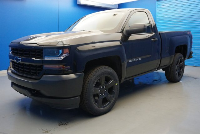 2018 Silverado 1500 Regular Cab 4x4,  Pickup #18-0665 - photo 1