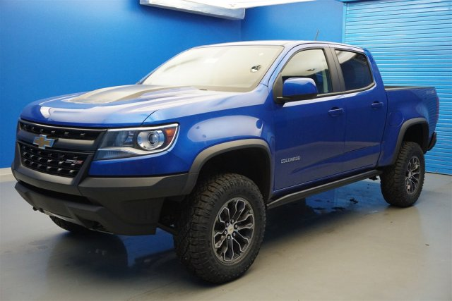 2018 Colorado Crew Cab 4x4,  Pickup #18-0668 - photo 1