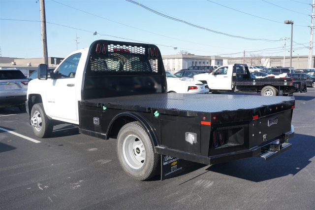2018 Silverado 3500 Regular Cab DRW 4x4,  Knapheide PGNC Gooseneck Platform Body #18-0741 - photo 5