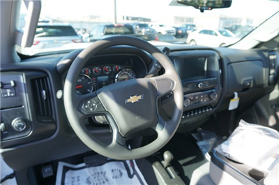 2018 Silverado 3500 Regular Cab DRW 4x4,  Knapheide PGNC Gooseneck Platform Body #18-0741 - photo 12