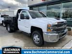 2018 Silverado 3500 Regular Cab DRW 4x4,  Knapheide PGNB Gooseneck Platform Body #18-0742 - photo 1