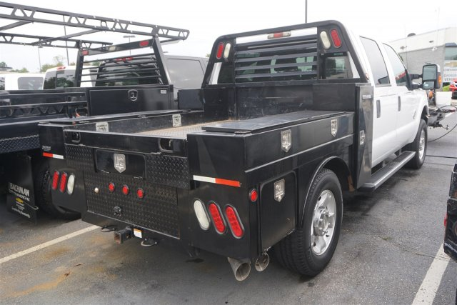 2011 F-250 Crew Cab 4x4,  Platform Body #18-0766A - photo 2
