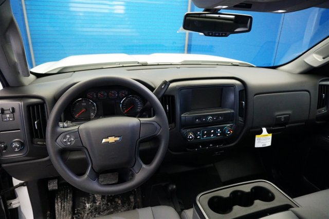 2018 Silverado 3500 Double Cab 4x4,  Pickup #18-0810 - photo 12