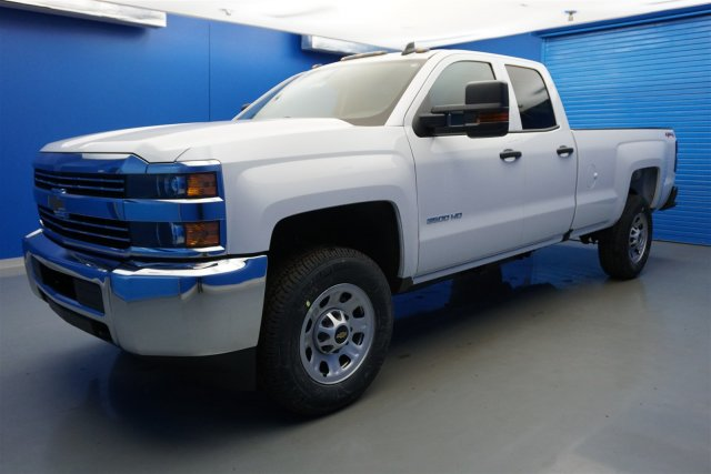 2018 Silverado 3500 Double Cab 4x4,  Pickup #18-0810 - photo 4