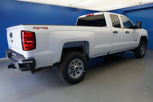 2018 Silverado 3500 Double Cab 4x4,  Pickup #18-0810 - photo 2
