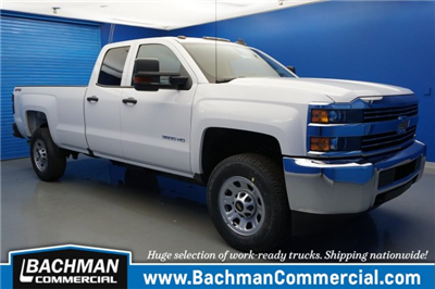 2018 Silverado 3500 Double Cab 4x4,  Pickup #18-0810 - photo 1