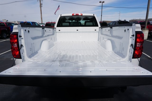 2018 Silverado 3500 Double Cab 4x4,  Pickup #18-0843 - photo 19