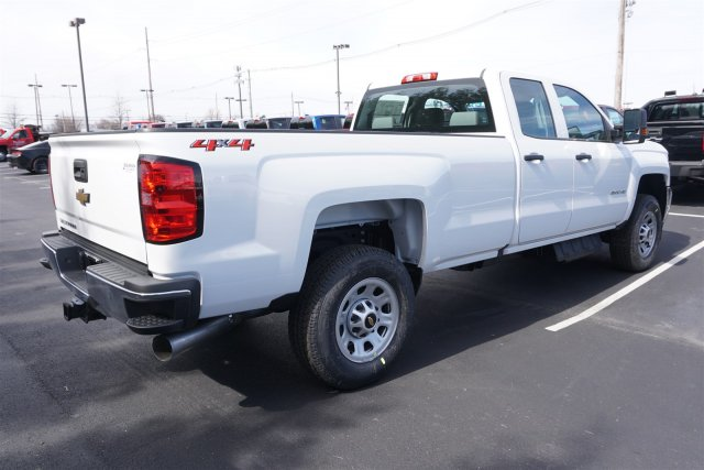 2018 Silverado 3500 Double Cab 4x4,  Pickup #18-0843 - photo 2