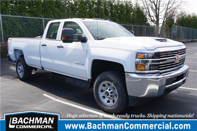 2018 Silverado 3500 Double Cab 4x4,  Pickup #18-0843 - photo 1