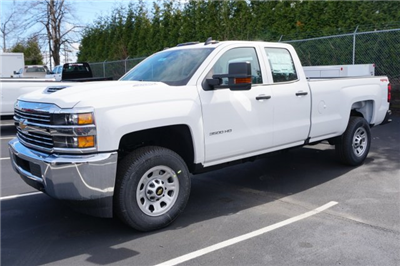 2018 Silverado 3500 Double Cab 4x4,  Pickup #18-0843 - photo 4