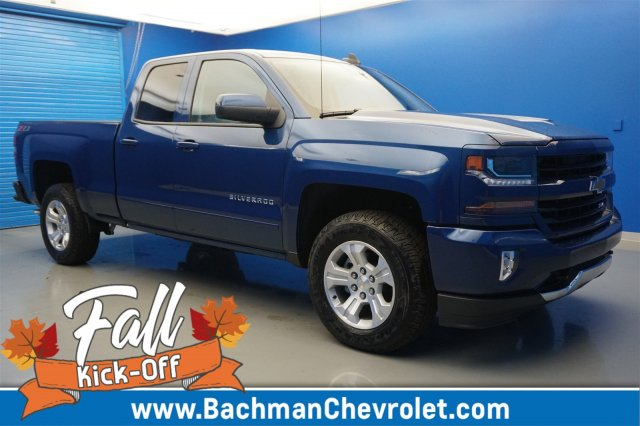 2018 Silverado 1500 Double Cab 4x4,  Pickup #18-0854 - photo 20