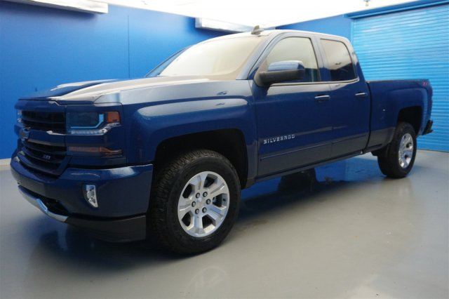 2018 Silverado 1500 Double Cab 4x4,  Pickup #18-0854 - photo 1