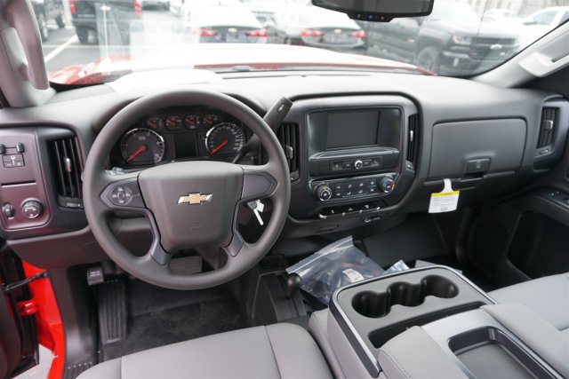 2018 Silverado 3500 Double Cab 4x4,  Pickup #18-0877 - photo 10