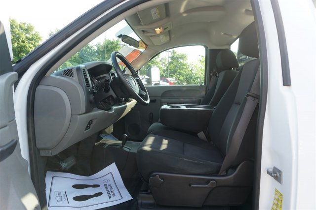 2012 Silverado 3500 Regular Cab 4x4,  Platform Body #18-0969A - photo 10