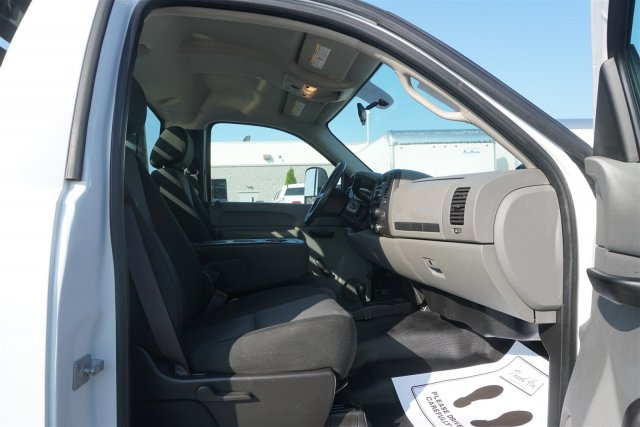 2012 Silverado 3500 Regular Cab 4x4,  Platform Body #18-0969A - photo 19