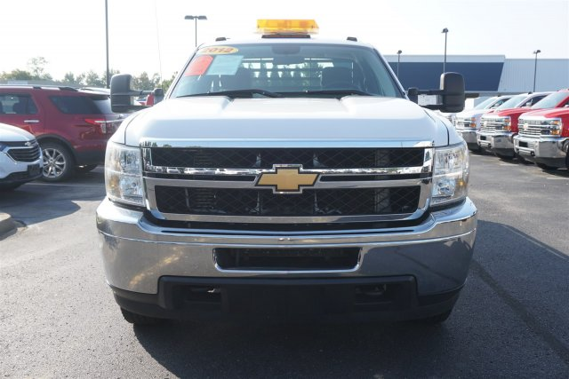 2012 Silverado 3500 Regular Cab 4x4,  Platform Body #18-0969A - photo 3