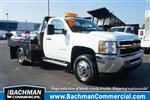 2012 Silverado 3500 Regular Cab 4x4,  Platform Body #18-0969A - photo 1