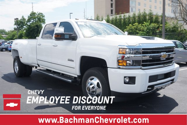 2018 Silverado 3500 Crew Cab 4x4,  Pickup #18-1043 - photo 21
