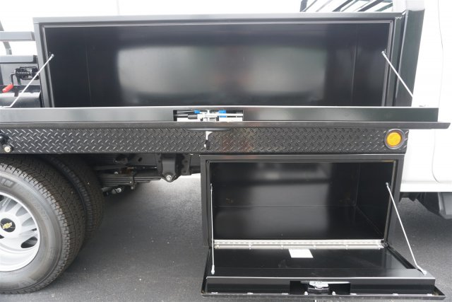 2018 Silverado 3500 Regular Cab DRW 4x4,  Freedom ProContractor Body #18-1215 - photo 20
