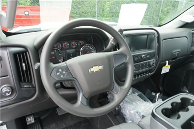 2018 Silverado 3500 Regular Cab DRW 4x4,  Freedom ProContractor Body #18-1215 - photo 14