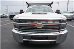 2018 Silverado 3500 Regular Cab DRW 4x4,  Freedom ProContractor Body #18-1215 - photo 3