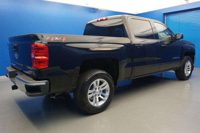 2018 Silverado 1500 Crew Cab 4x4,  Pickup #18-1247 - photo 2