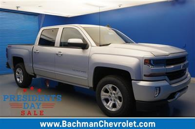 2018 Silverado 1500 Crew Cab 4x4,  Pickup #18-1354 - photo 20