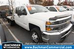 2016 Silverado 3500 Crew Cab DRW 4x4,  Platform Body #18-1437A - photo 1