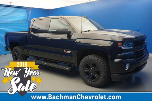 2018 Silverado 1500 Crew Cab 4x4,  Pickup #18-1554 - photo 1