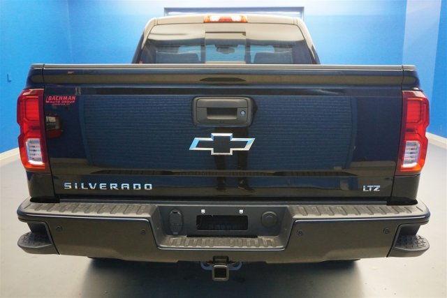 2018 Silverado 1500 Crew Cab 4x4,  Pickup #18-1554 - photo 6