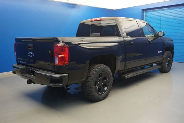 2018 Silverado 1500 Crew Cab 4x4,  Pickup #18-1554 - photo 2