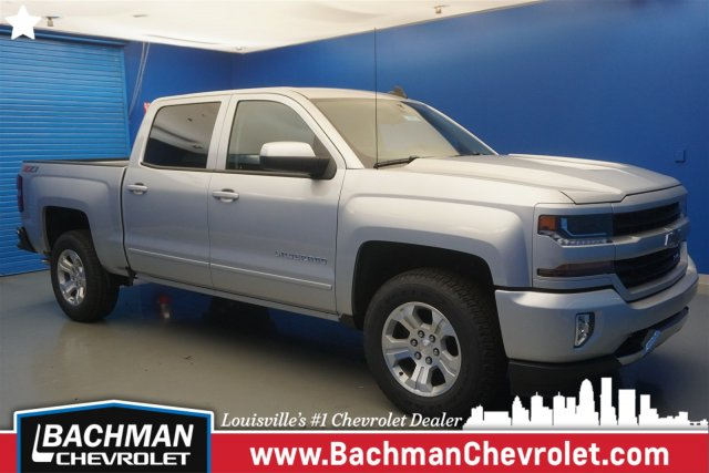 2018 Silverado 1500 Crew Cab 4x4,  Pickup #18-1631 - photo 1